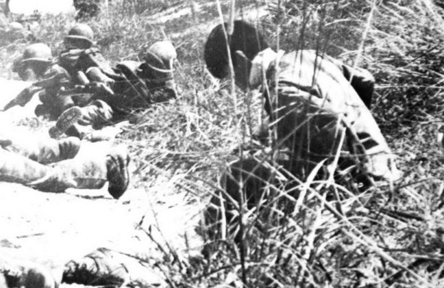 Cac chien si nhay du chien dau trong tran chien sau cung thang 4 nam 1975