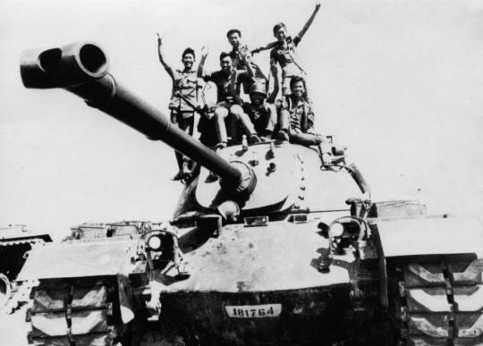General Abrams's Thought re: ARVN Units – dòng sông cũ