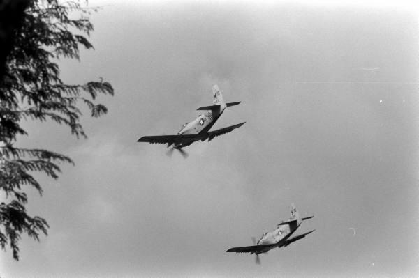 Khu truc co Skyraider, KQVN tren bau troi Saigon