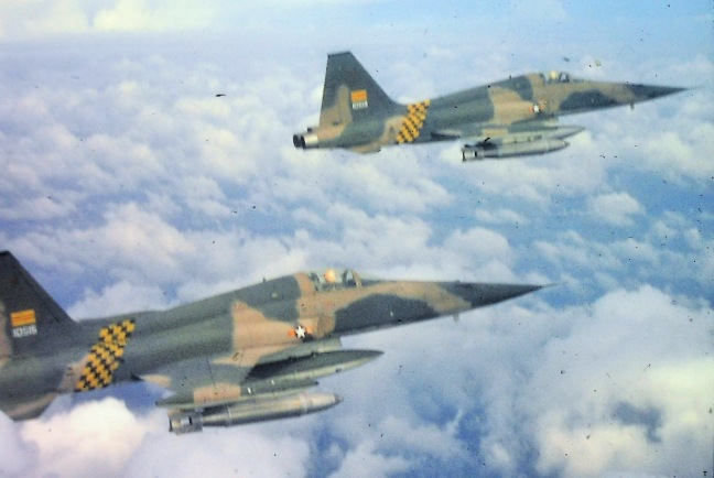 Mot phi tuan chien dau co F-5A