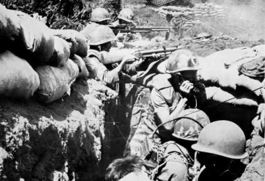 Tiểu Đoàn 37 Biệt Động Quân tại Khe Sanh – dòng sông cũ