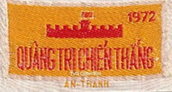 Huy hieu chien thang Quang Tri nam 1972