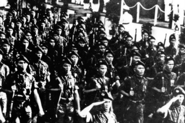 Tại sao QLVNCH lập ra ba binh chủng Nhảy Dù, Thủy Quân Lục Chiến và Biệt  Động Quân ? – CHIẾN HỮU VNCH
