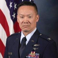 USAF Col Harold T Hoang