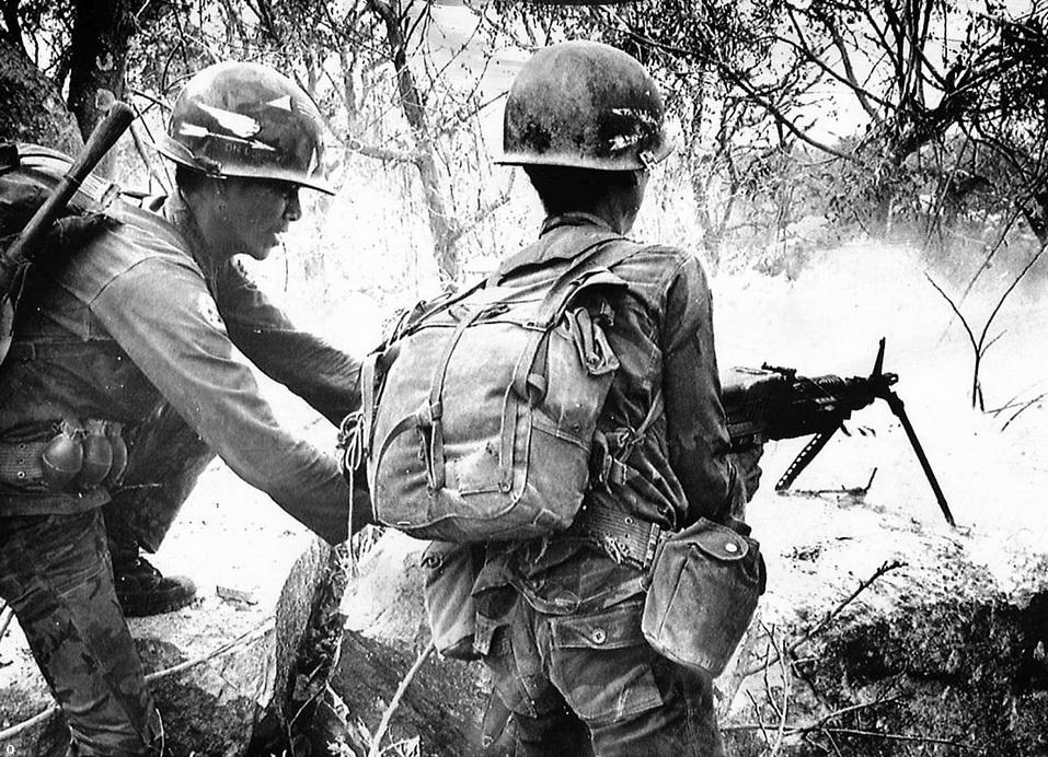 Tiểu Đoàn 52 Biệt Động Quân – dòng sông cũ