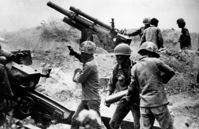 Image result for tình đồng đội pháo binh vnch