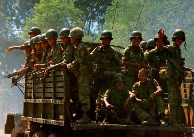 Cac chien si nhay du bao ve Thu do Sai Gon thang 4 nam 1975