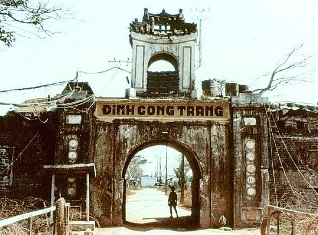 Co thanh Dinh Cong Trang, Quang Tri