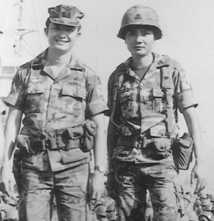Trung ta Le Minh Ngoc va Thieu ta Ng yen Duc Tam .jpg