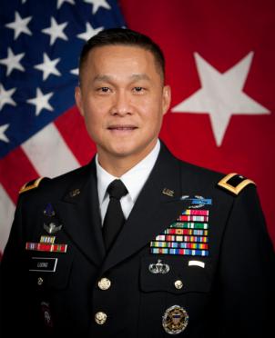 U.S Army BG Viet X Luong