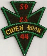Phu hieu Trung doan 44, Su doan 23 bo binh .JPG