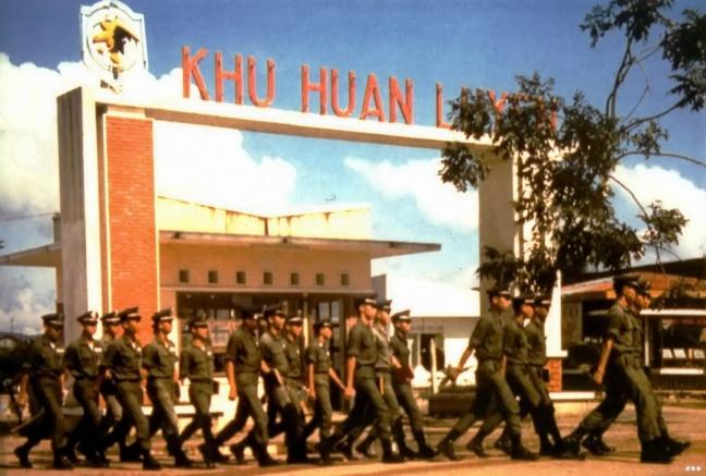 Trung tam huan luyen KQVNCH Nha Trang