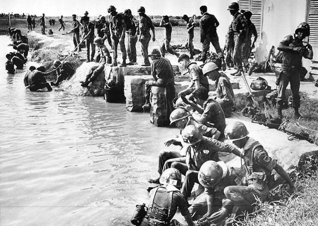 Biệt Động Quân: những người lính Mũ Nâu bất khuất – dòng sông cũ