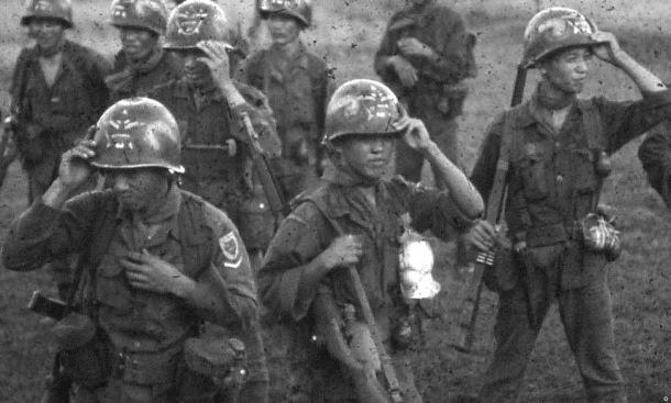 Biệt Động Quân Càn Quét Chiến Khu D - Đoạn Đường Chiến Binh - Hải Ngoại  Phiếm Đàm