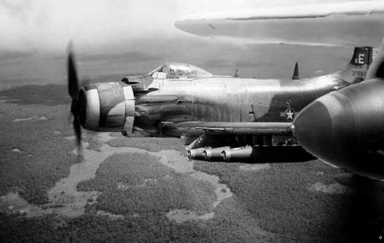 Skyraider và Phi Vụ – Phi Long 31 – dòng sông cũ
