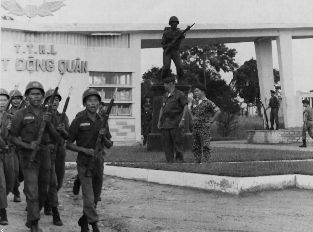 Biệt Động Quân Quân Lực Việt Nam Cộng Hòa – dòng sông cũ
